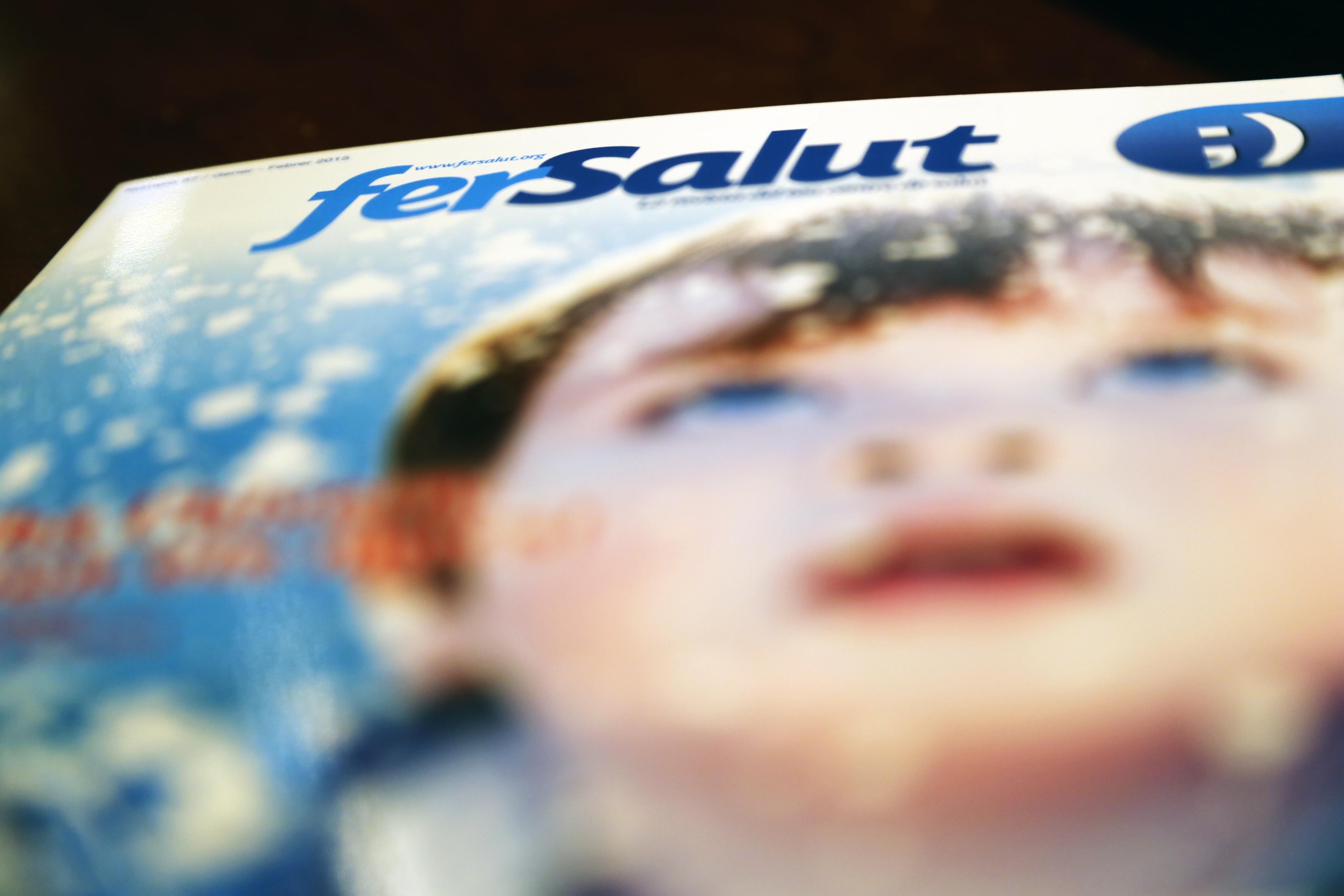 Revista FerSalut dels CAPs autogestionats