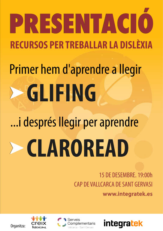 Presentació del mètode glifing