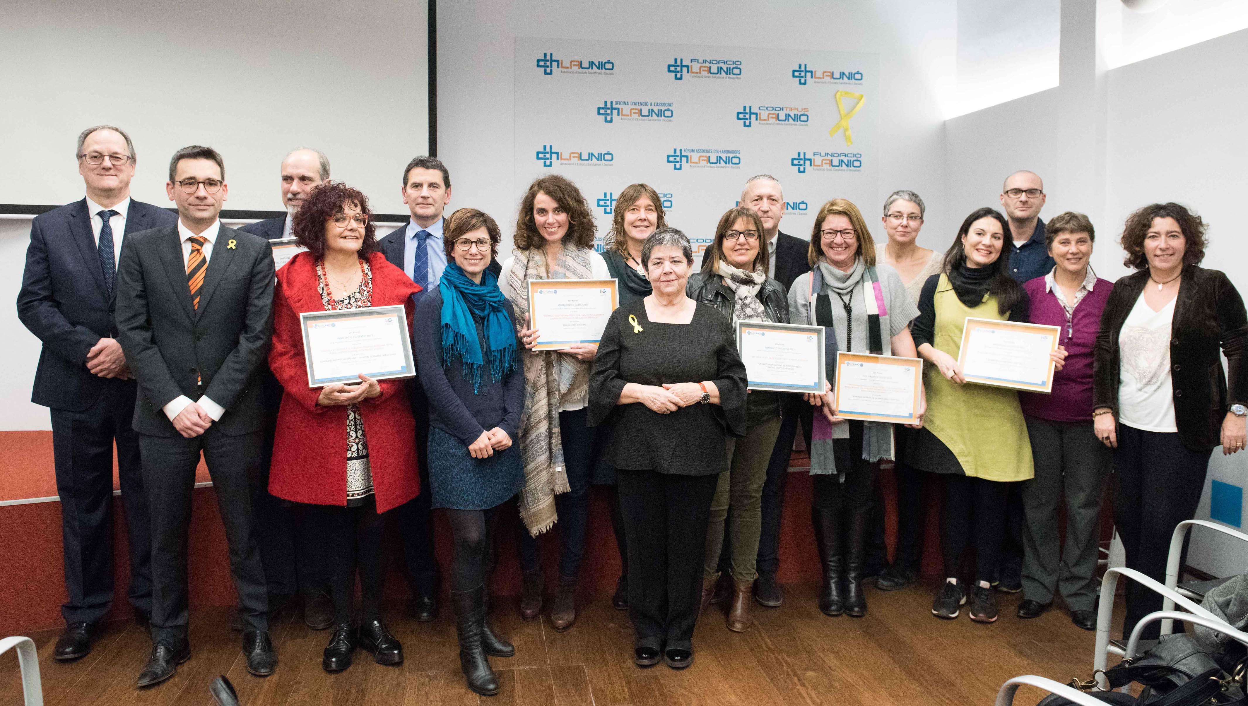 Premis La Unió 2017