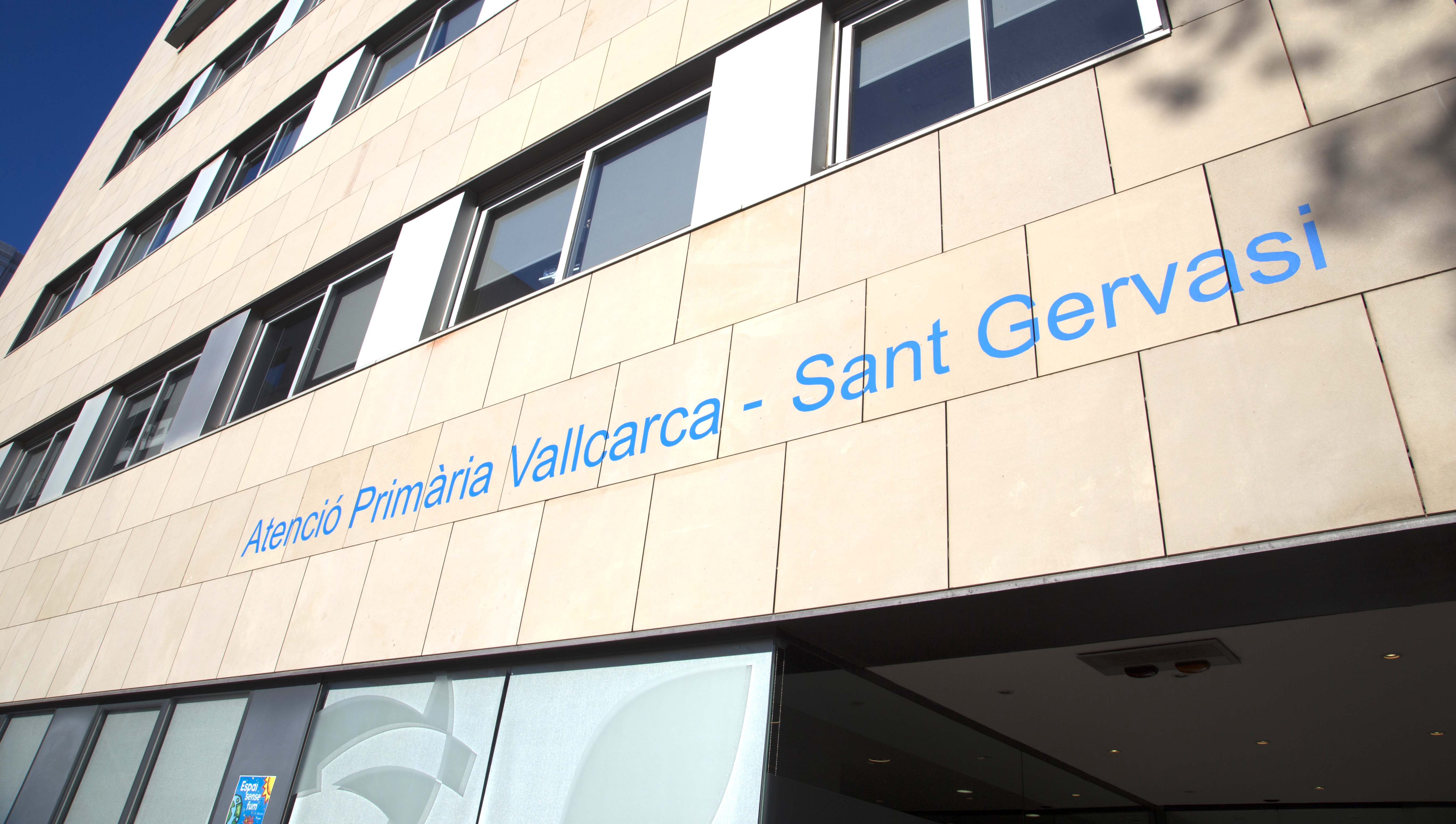 Atenció Primària Vallcarca - Sant Gervasi