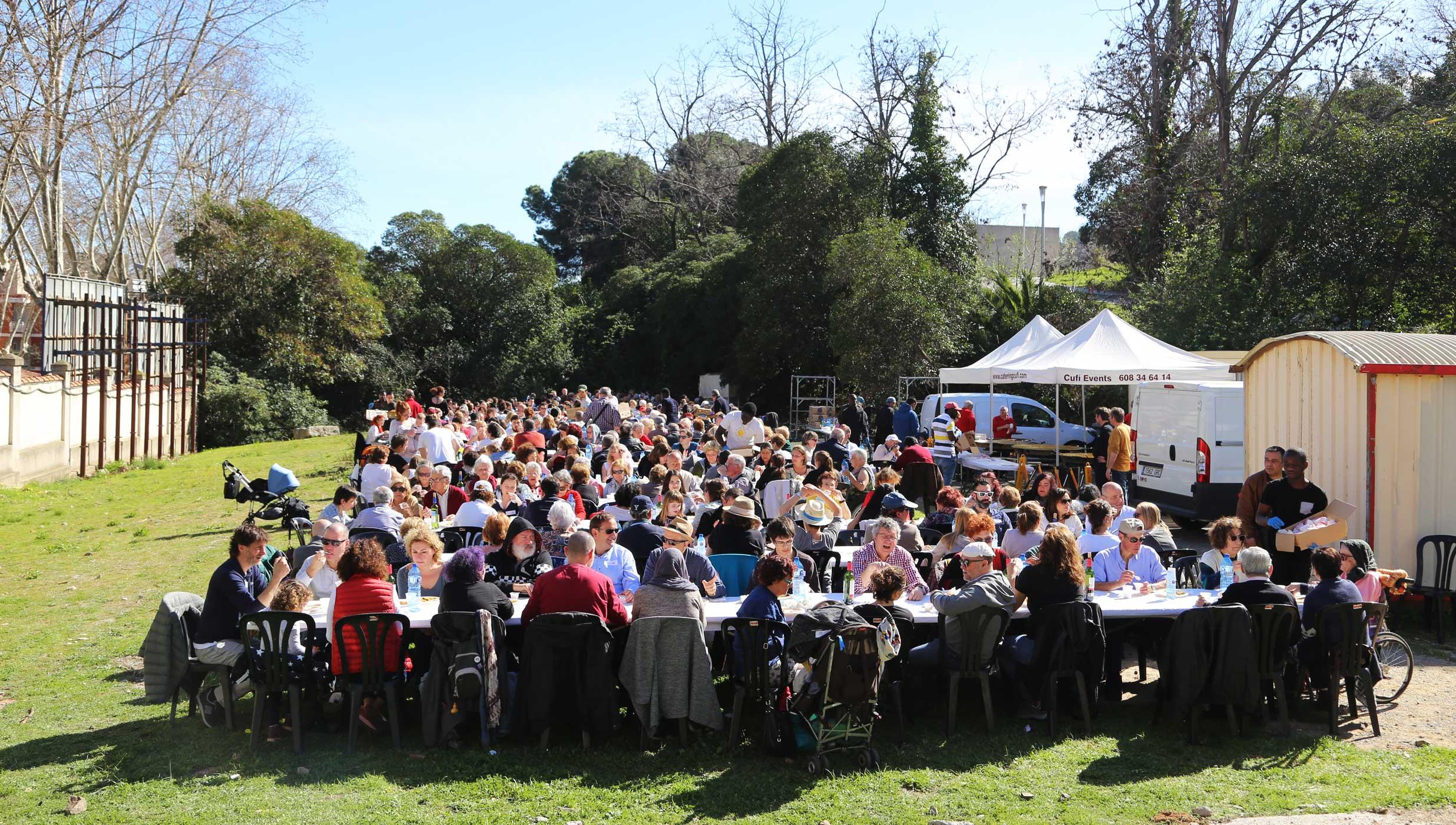Més de 400 persones celebren el nostre 15è aniversari - Atenció Primària Vallcarca - Sant Gervasi