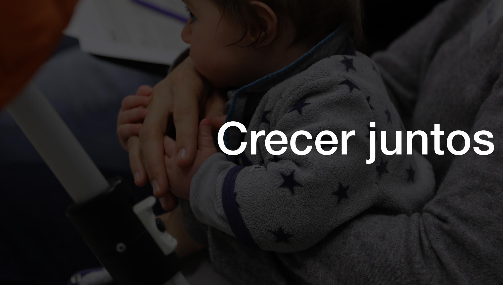 Crecer juntos - Atención Primaria Vallcarca-Sant Gervasi