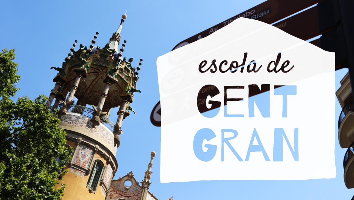 Escola de Gent Gran a Sant Gervasi