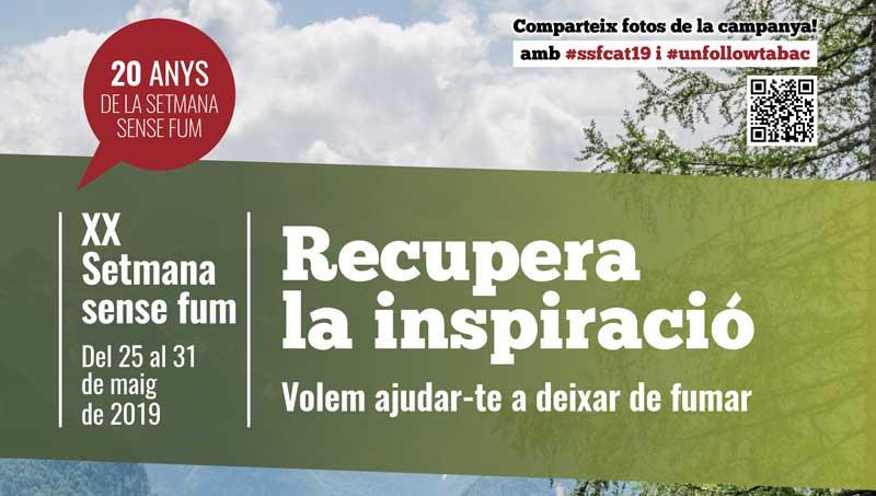 Punt Informatiu antitabac - Atenció Primària Vallcarca-Sant Gervasi