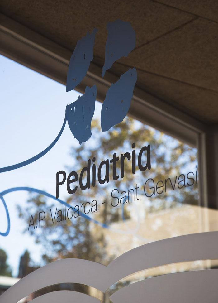 Pediatria a l'edifici Montseny