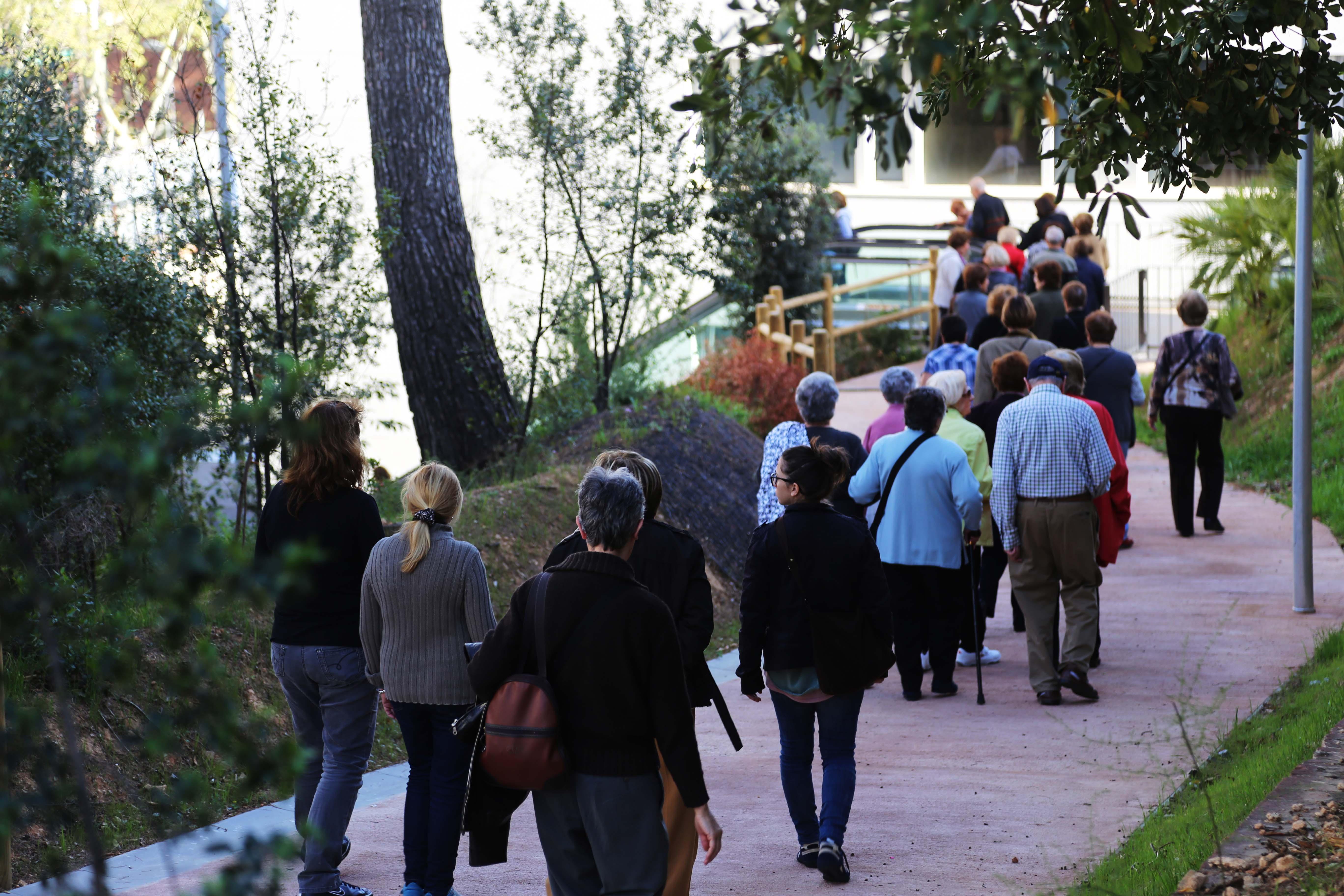 Taller de salut comunitària - Exercici físic CAP Vallcarca Sant Gervasi