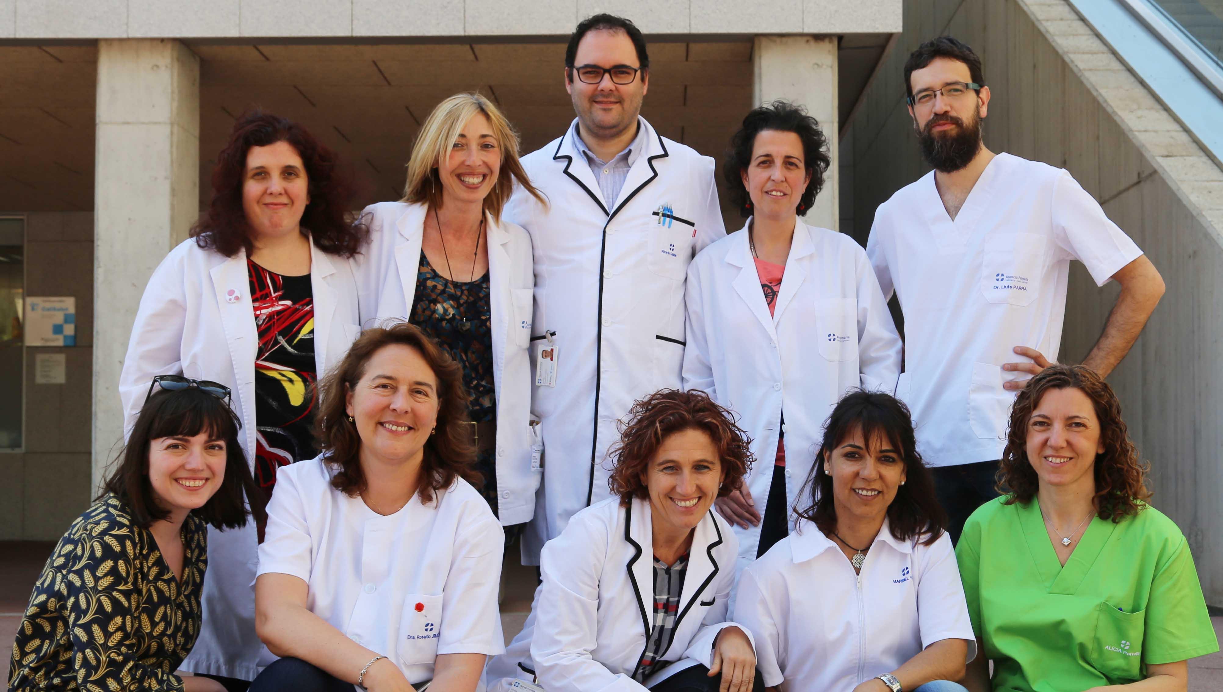 Equipo de comunicación - Atención Primaria Vallcarca Sant Gervasi