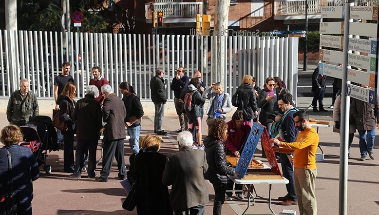 Festa solidària amb la Marató 2017 - Atenció Primària Vallcarca - Sant Gervasi