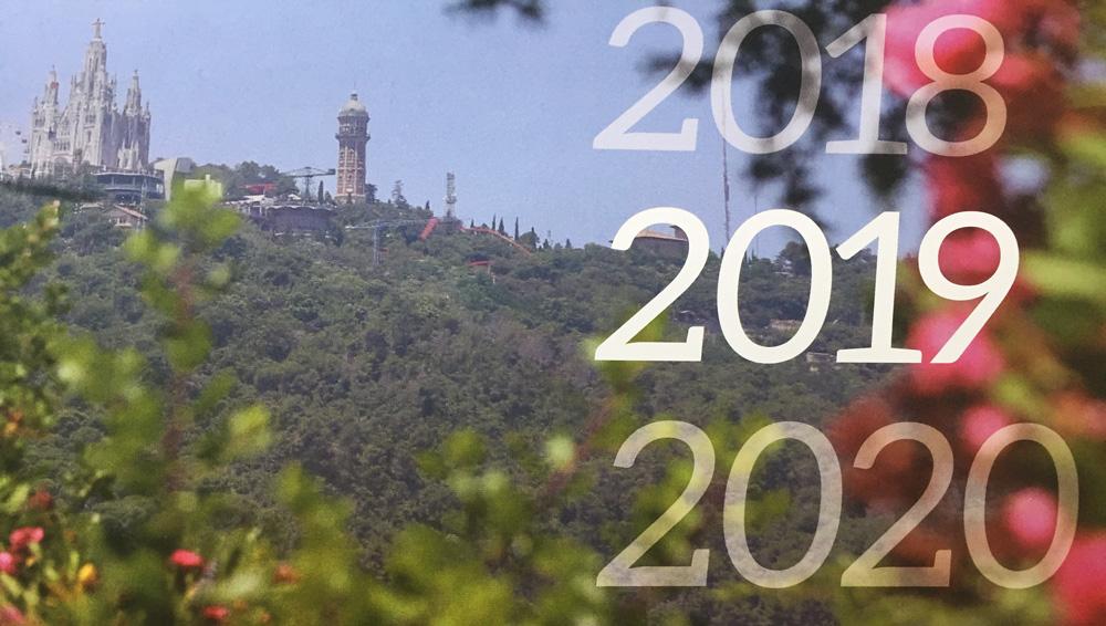 Calendari 2020 - Atenció Primària Vallcarca-Sant Gervasi