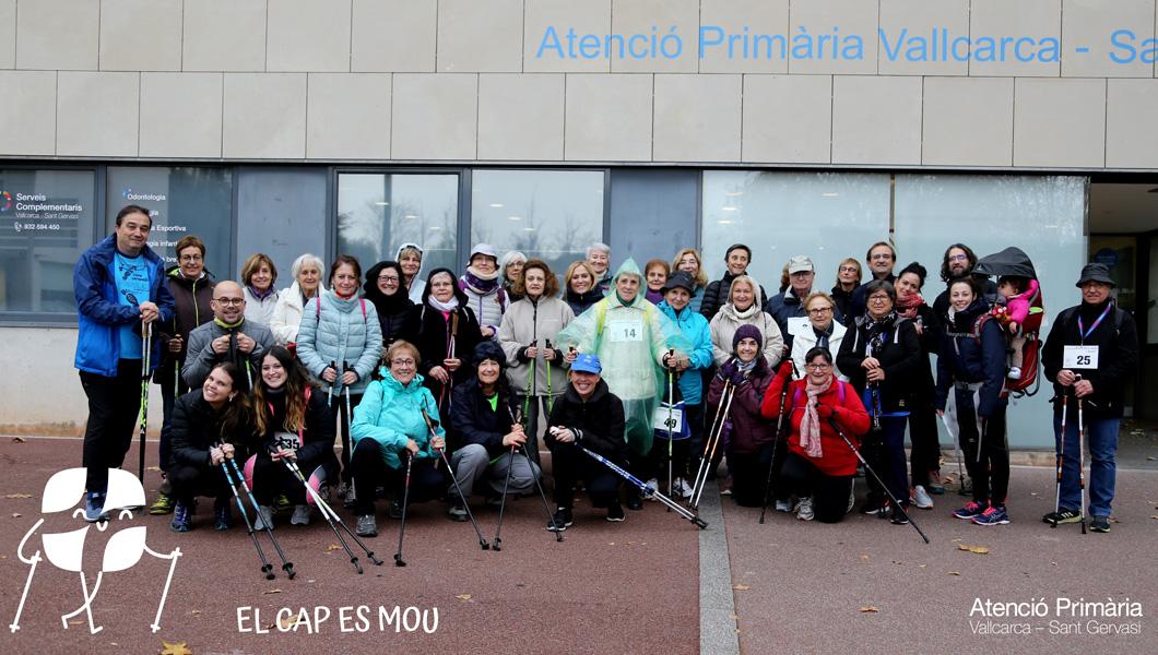 2a Trobada El CAP es mou amb La Marató