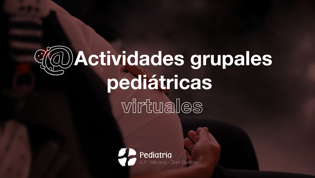 Actividades pediátricas virtuales