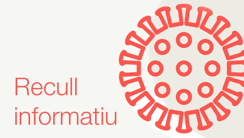 Recull informatiu Covid-19- Atenció Primària Vallcarca-Sant Gervasi